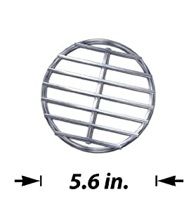 Stainless High Heat Charcoal Fire Grate Upgrade for Small / Mini Big Green Egg Grill