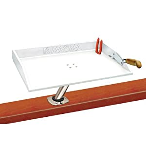 Magma Bait Filet Mate Table w  Levelock Mount, 20 by Magma Products