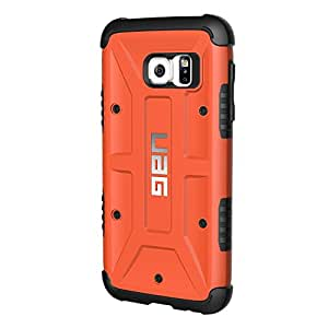 Urban Armor Gear URBAN ARMOR GEAR Cell Phone Case for Samsung Galaxy S7, Rust