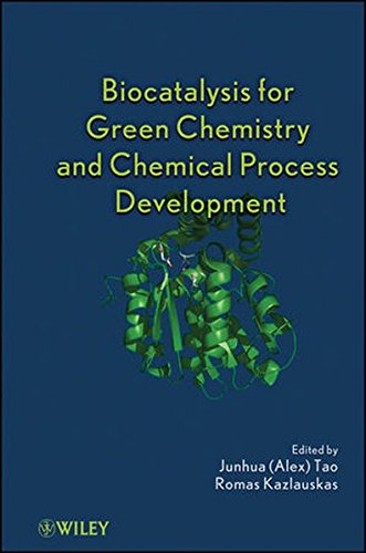 Biocatalysis for Green Chemistry and Process Development