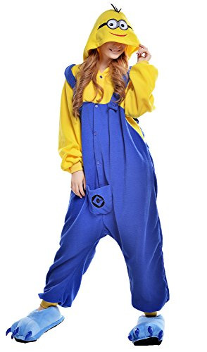 Sunrise Adult Minion Costume Kigurumi Animal Onesie Pajamas