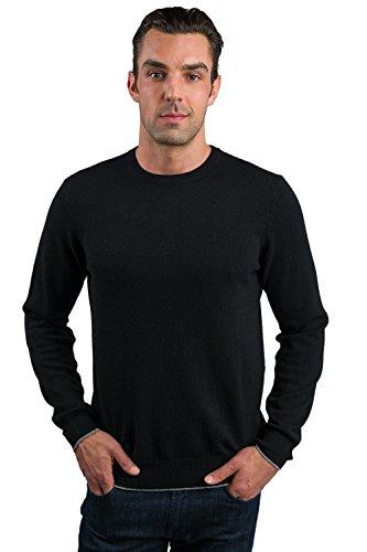 jennie-liu-mens-100-pure-cashmere-long-sleeve-pullover-crewneck-sweater-xl-black