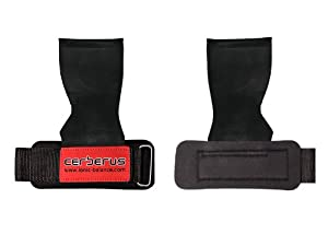 CERBERUS Strength Multi Grips (Pair) - Grip Aid with Hand Protection & Wrist Support