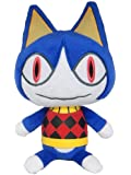 "Sanei Animal Crossing New Leaf Doll Rover 8"" Plush"