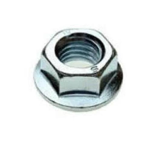 A286 Stainless Steel Flange Nut, Grade 8, Distorted Threads, Self-Locking, Meets Mil Spec 21043