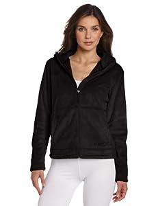 (清仓)土拨鼠女式抓绒连帽卫衣 白L  Marmot Women's Flair Hoody$56.80