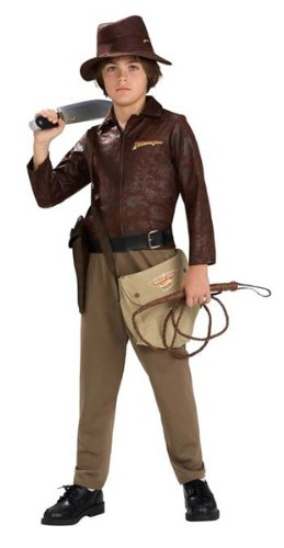 Halloween Costumes Kids Indiana Jonesvie Costume M Boys Medium (5-7 Years) front-518937