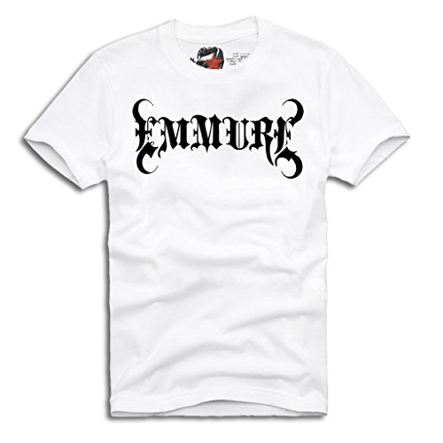 "E1SYNDICATE ""EMMURE"" T-SHIRT HARD CORE DEATH CORE CHELSEA GRIN ATTILA S/M/L/XL"