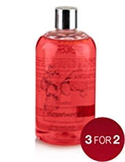 Natures Extracts Blissful Strawberry Foam Bath 500ml