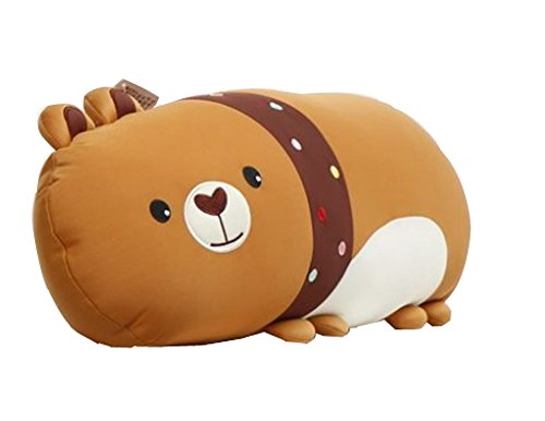 Bear Body Pillow front-271167