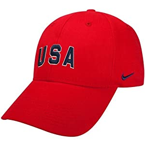 Amazon.com : Nike 2010 Winter Olympics Team USA Red Flex