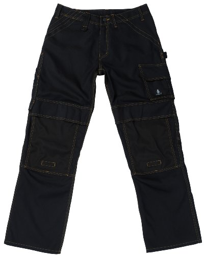 Mascot Calvos Trousers Black 32.5R