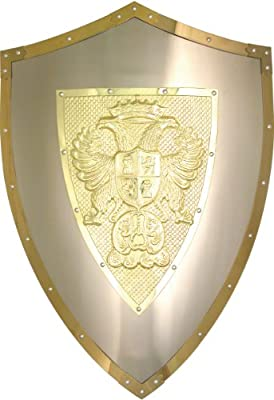 Masters Collection MC-4006 Shield 24-Inch x 18-Inch Overall