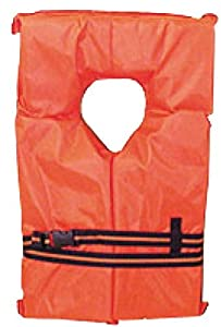 Buy Absolute Outdoor Kent Children Compliance PFD Type II Life Jacket (Small) by Absolute Outdoor