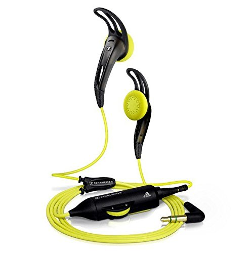 New Shop Sennheiser Mx 680 Adidas Sports Portable In Ear Earphones Headphone Yellow Mx680