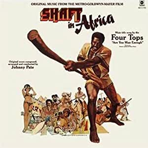 Shaft In Africa (Papersleeve Edition)