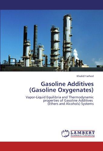gasoline-additives-gasoline-oxygenates-vapor-liquid-equilibria-and-thermodynamic-properties-of-gasol