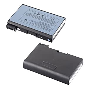 NEW Laptop/Notebook Battery for Dell 4k085 1X511 Latitude C600 C610 C640 C800 C840 CP x CPi
