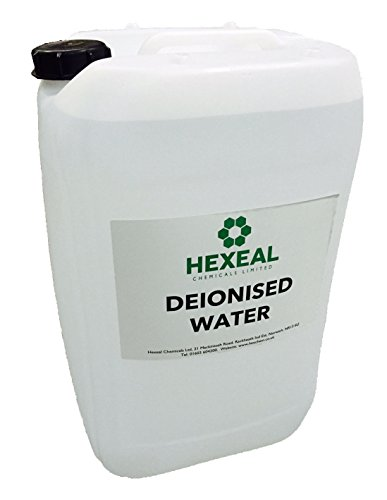 DE-IONISED-WATER-25-LITRE-L-De-MineralisedDeionisedNot-Distilled-PURE