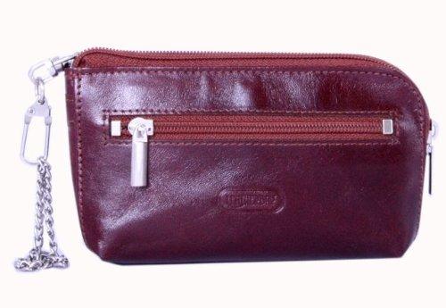 leatherbay-zip-around-leather-key-casemahagonyone-size