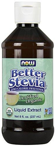 Now Foods Stevia Extract, 8 Fl Ounces
