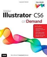 Adobe Illustrator CS6 on Demand, 2nd Edition