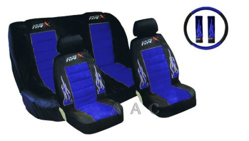 Excellent Bench Seat Covers 25 A Set Of Low Back Type X Racing Style Spiritservingveterans Wood Chair Design Ideas Spiritservingveteransorg