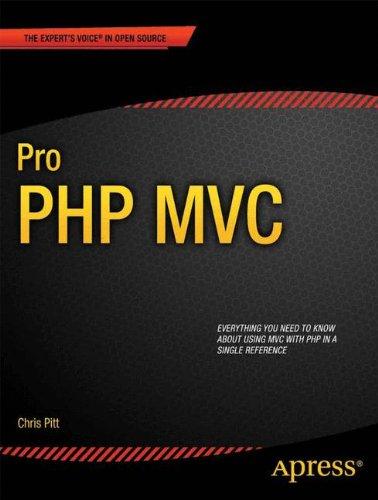 Pro PHP MVC (Professional Apress)