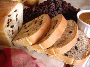 California Raisin Gourmet Bread Machine Mix (Cinnamon Raisin Bread Machine Mix compare prices)