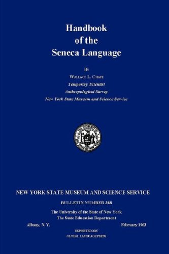 Handbook of the Seneca Language