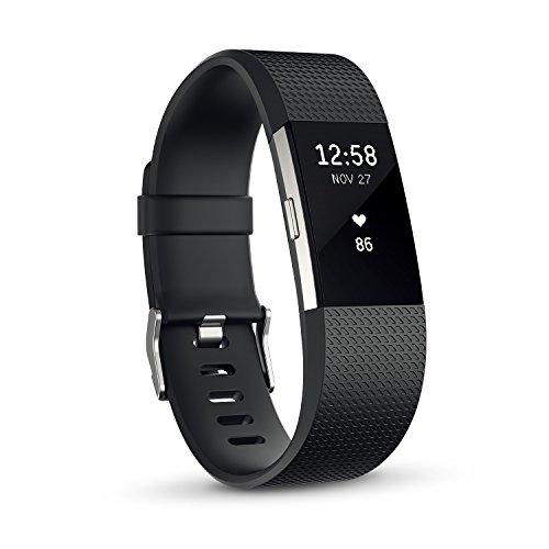 【日本正規代理店品】Fitbit 心拍計+フィットネスリストバンド Char...