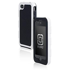 Incipio iPhone 4/4S DESTROYER ULTRA Hard Shell Case with Silicone Core - Sand/Black