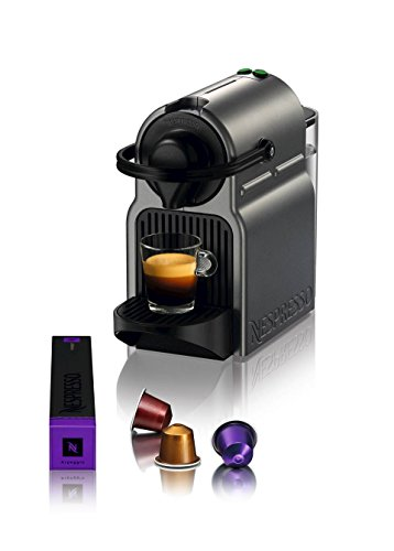 Nespresso Inissia Espresso Maker, Red from Nespresso - Coffee Maker World