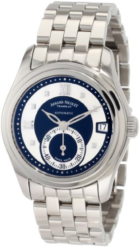 Armand Nicolet Women's 9155A-NN-M9150 M03 Classic Automatic Stainless-Steel Watch