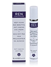 REN Keep Young & Beautiful Anti-Ageing Eye Cream 15ml