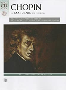 Chopin -- 19 Nocturnes (Book & CD) (Alfred Masterwork Library) by Alfred Publishing