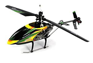 V912 MAX Sky Dancer Electric RC Helicopter Pro 2.4GHz 4CH Ready To Fly (Comes with a FREE Velocity Toys Decal)