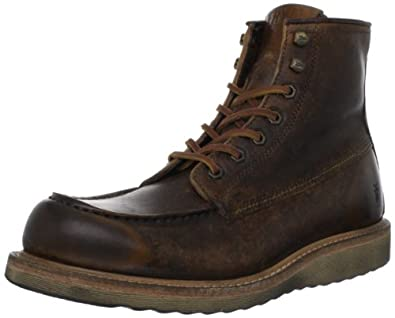 frye s dakota wedge boot brown 12 m