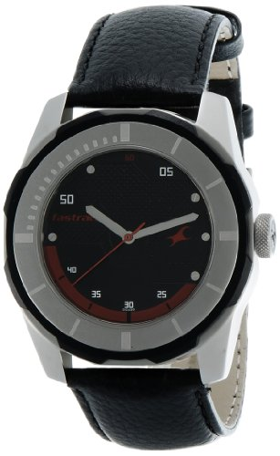 Fastrack-Economy-2013-Analog-Black-Dial-Mens-Watch-3099SL06