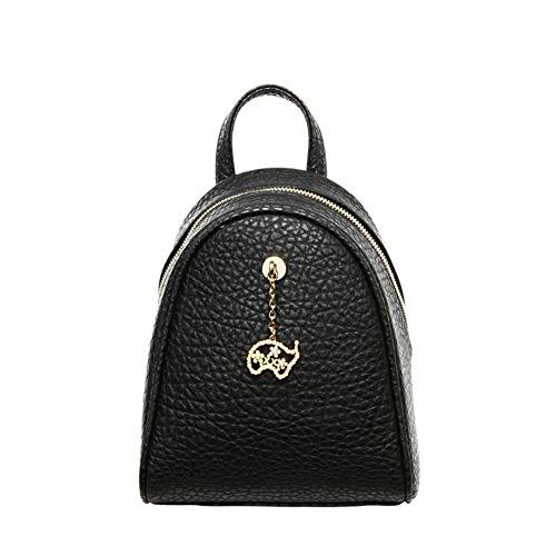 Fiore perla borsetta/Mini zaino versione coreana/ borsa a tracolla portatile-A