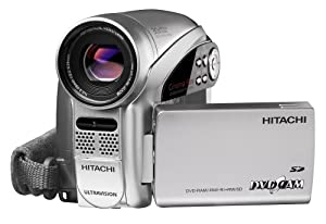 Hitachi DZGX5020A DVD Camcorder with 30x Optical Zoom