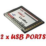 kompakte kurze einfügbare PCMCIA-CardBus Steckkarte für USB-2.0-Schnittstelle