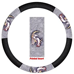 Steering Wheel Cover - Jessica Galbreth Fairy Moon Dreaming