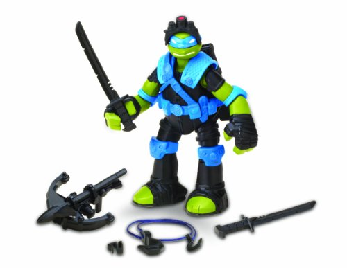 Teenage Mutant Ninja Turtles Stealth Tech Leo Action Figure - 1