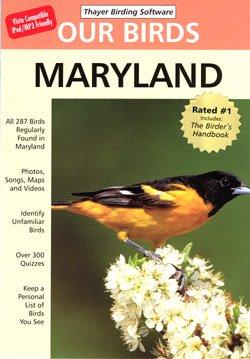 Thayer Birding Software TBS188714840X Birds of Maryland (Thayer Birding Software compare prices)