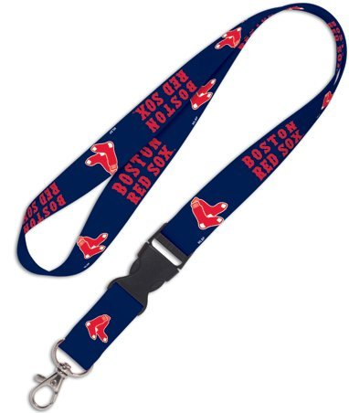 Boston Red Sox Two Tone Lanyard at Amazon.com