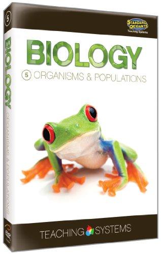 Organisms & Populations [Edizione: Germania]