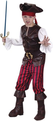 Fun World Costumes Boys Buccaneer