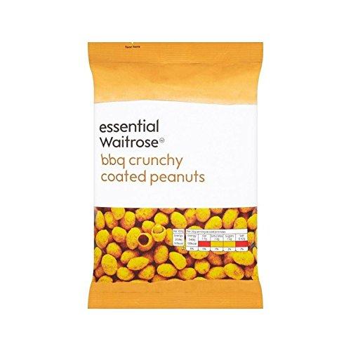 essentials-bbq-crunchy-coated-peanuts-waitrose-175g-pack-of-2