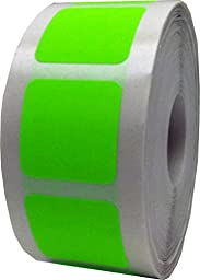 Color Coding Labels Fluorescent Green Neon Colored Stickers | 1"|183|256|?|bec9e57158f3db0c8fa9d440edeb0d5e|False|UNLIKELY|0.30586352944374084